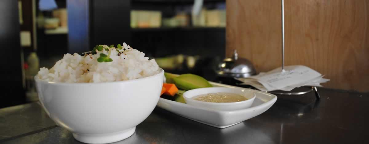 Fantastic Japanese and Korean fusion food